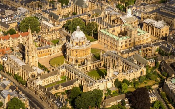 Oxford Street and Cambridge Terrace